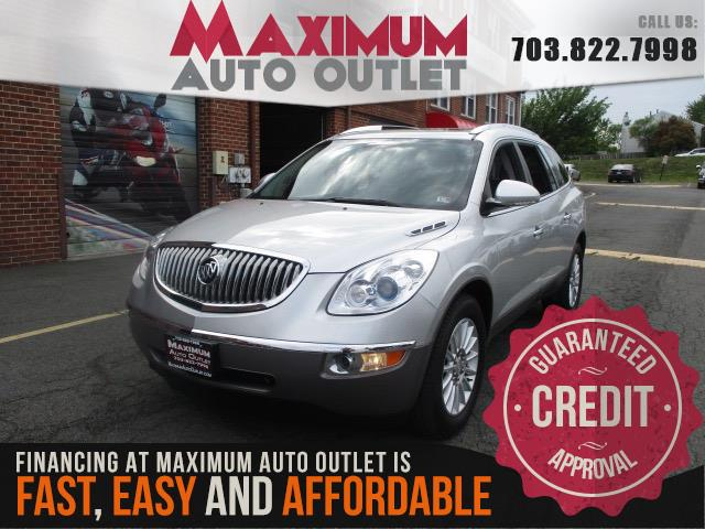 2011 BUICK ENCLAVE CXL Navi DVD Pano Roof