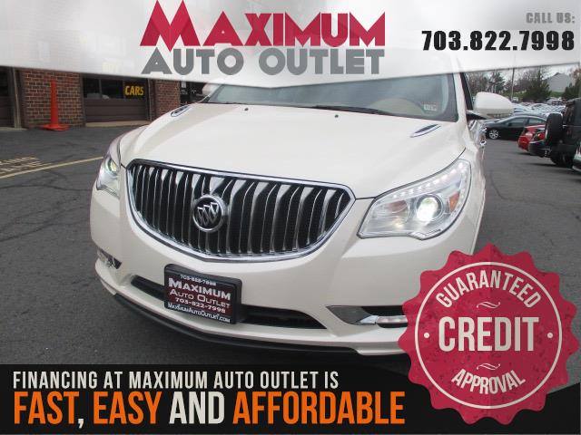 2014 BUICK ENCLAVE AWD / NAVI / DVD / DUAL ROOFS