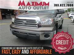 2008 TOYOTA TUNDRA 4WD TRUCK Double Cab 4WD