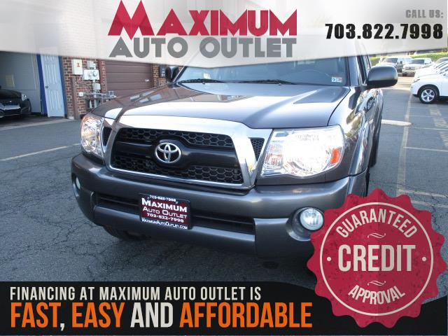 2011 TOYOTA TACOMA Double Cab TRD Sport 4x4
