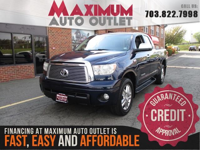 2010 TOYOTA TUNDRA Limited Double Cab