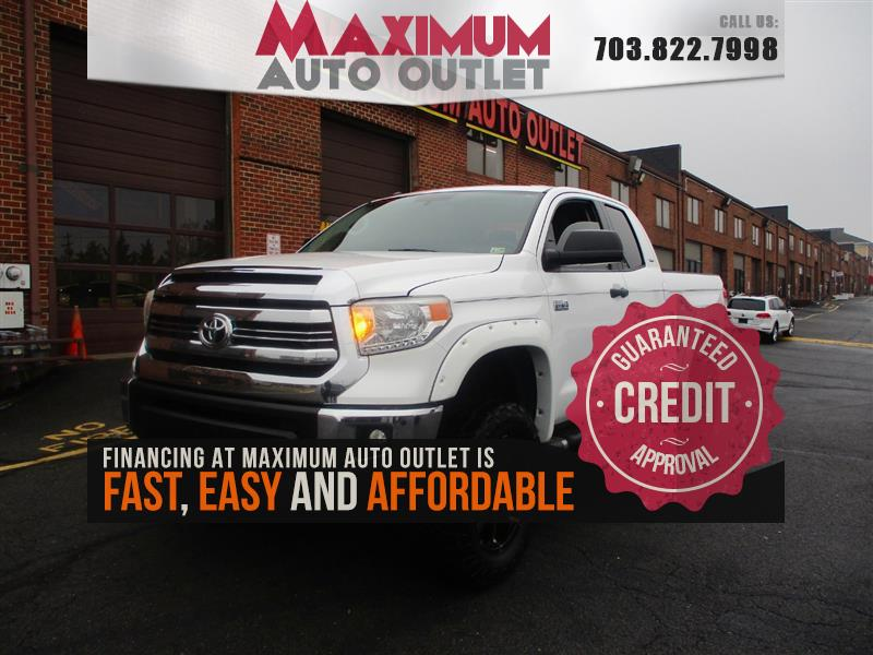 2016 TOYOTA TUNDRA DOUBLE C DOUBLE CAB SR5 4WD