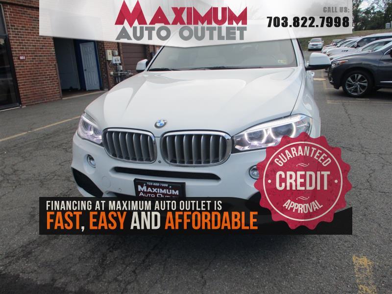 2015 BMW X5 xDrive50i M-SPORT