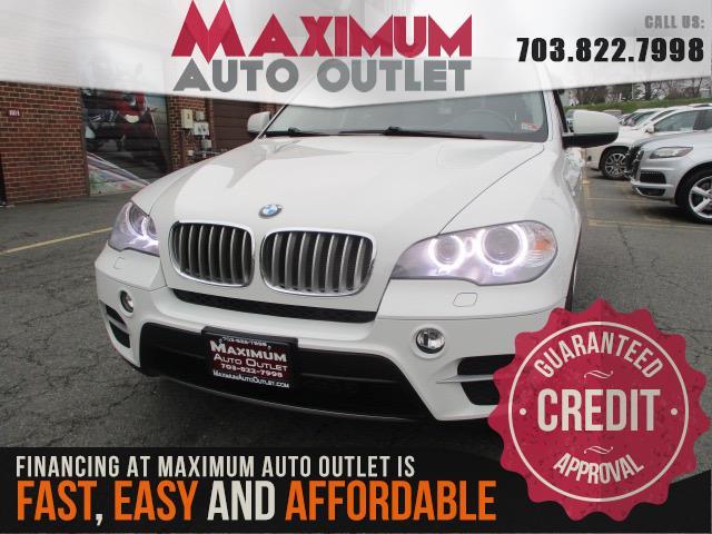 2013 BMW X5 xDRIVE 35i 7 Passenger