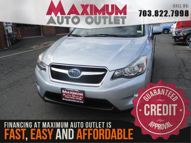 2013 SUBARU XV CROSSTREK 2. Limited AWD