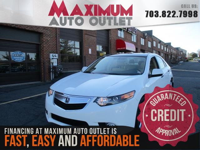 2014 ACURA TSX Leather, Sunroof & Heated Seats