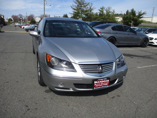 2007 ACURA RL SH-AWD WITH NAVIGATION