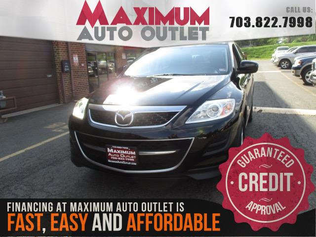 2012 MAZDA CX-9 Touring w 3rd Row - Leather