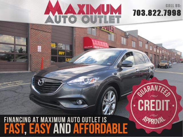 2013 MAZDA CX-9 Grand Touring AWD W Nav - 3rd Row