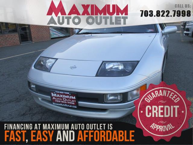 1991 NISSAN 300ZX T-Top 2 Seater