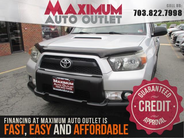 2010 TOYOTA 4RUNNER 4WD Trail Edition