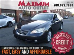 2007 LEXUS ES 350 NAVIGATION W/PANORAMIC ROOF