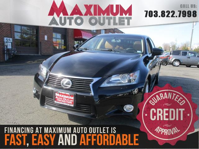 2013 LEXUS GS 350 AWD Premium Pkg/ Navigation