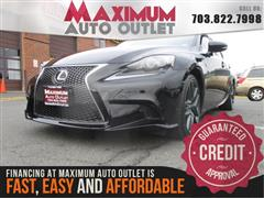 2015 LEXUS IS 250 AWD F Sport w/Navigation