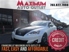 2013 LEXUS IS 250 IS250 AWD w/ Navigation
