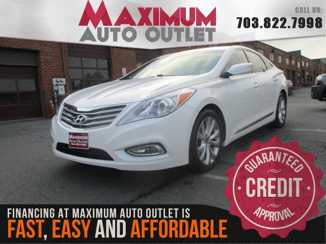 2014 hyundai azera manassas park virginia maximum auto outlet va 20111. Black Bedroom Furniture Sets. Home Design Ideas