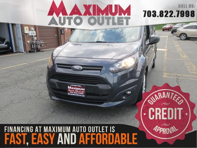 2014 FORD TRANSIT CONNECT WAGON XLT Premium