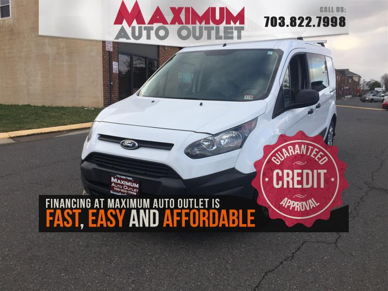 2015 FORD TRANSIT CONNECT XL Cargo Van LWB