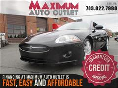 2007 JAGUAR XK Sport with Navigation