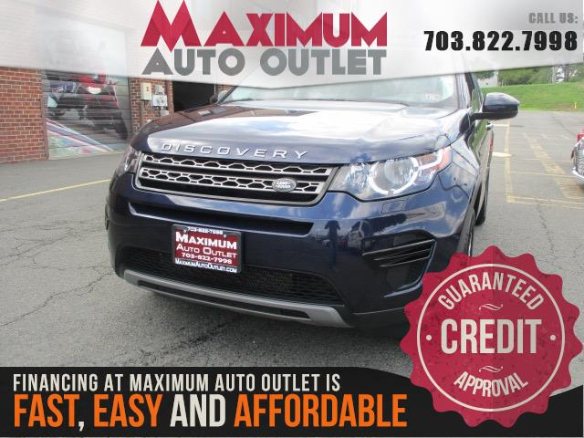 2016 LAND ROVER Discovery Sport SE AWD 7 PASSENGER