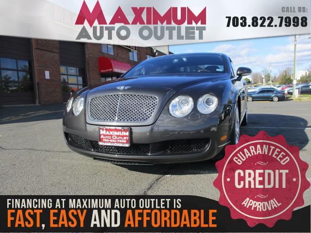 2007 BENTLEY CONTINENTAL GT V12 AWD