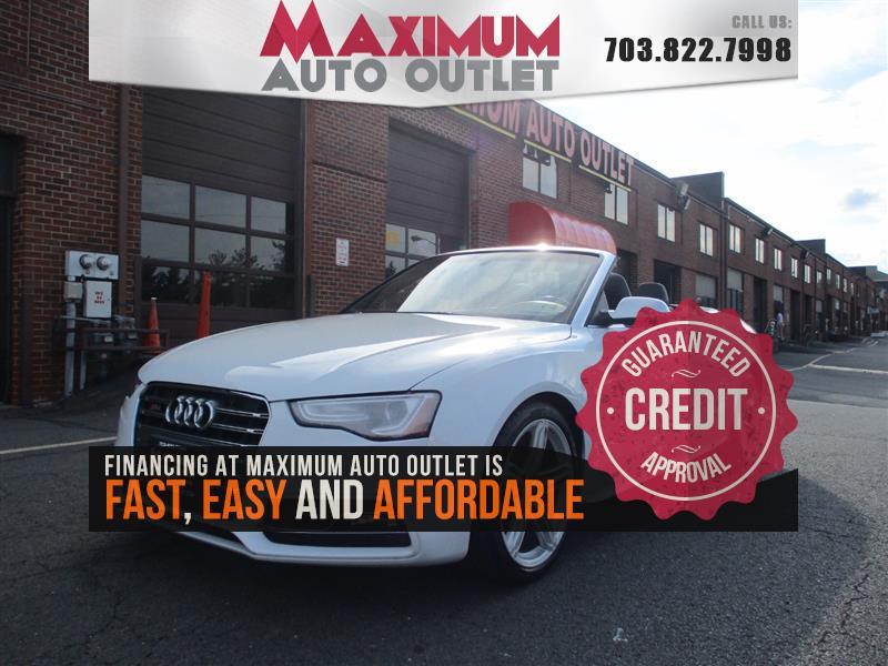 2013 AUDI S5 PREMIUM PLUS Premium Plus