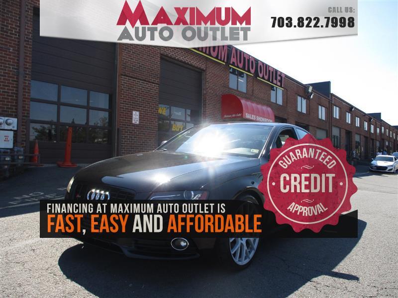 2011 AUDI S4 Quattro Premium Plus AWD
