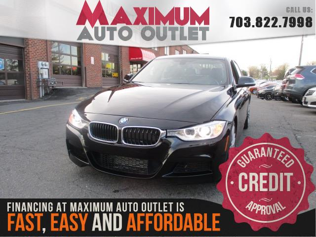 2013 BMW 3 SERIES 335i RARE M-SPORT PKG / 6-SPEED / NAVI