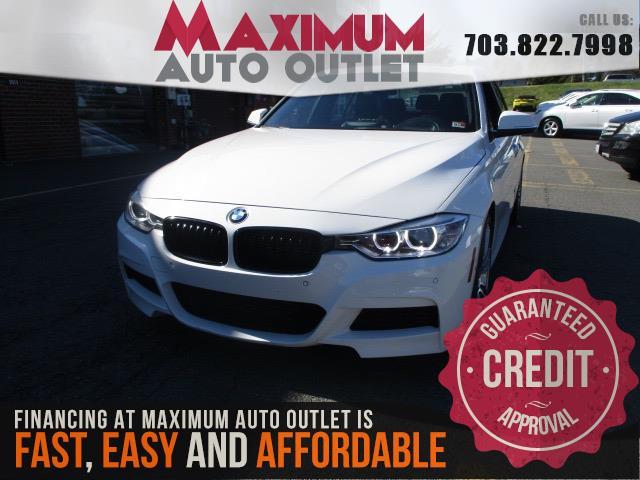 2013 BMW 3 SERIES 335i M-LINE / SPORT PKG / NAVI