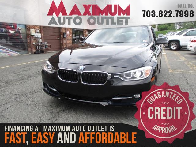2012 BMW 3 SERIES 335i--NAV-SPORT