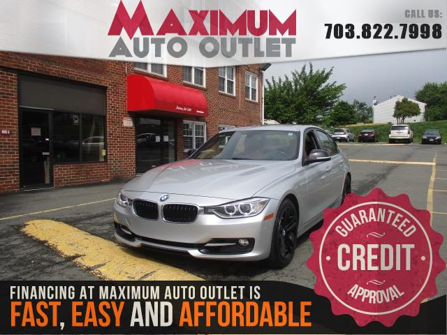 2012 BMW 3 SERIES 328i with Sports Package