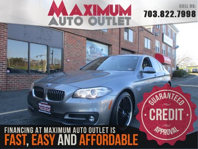 2015 BMW 528XI 528i xDrive