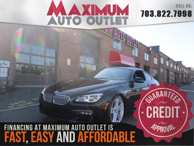 2016 BMW 6 SERIES 650i M-Sport