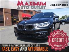 2016 BMW 7 SERIES 750i M-Sport