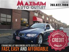 2011 BMW 3 SERIES 335i/HARDTOP CONVERTIBLE/NAVIGATION/SPORT PACKAGE