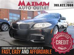 2013 BMW 5 SERIES 535i M Sport