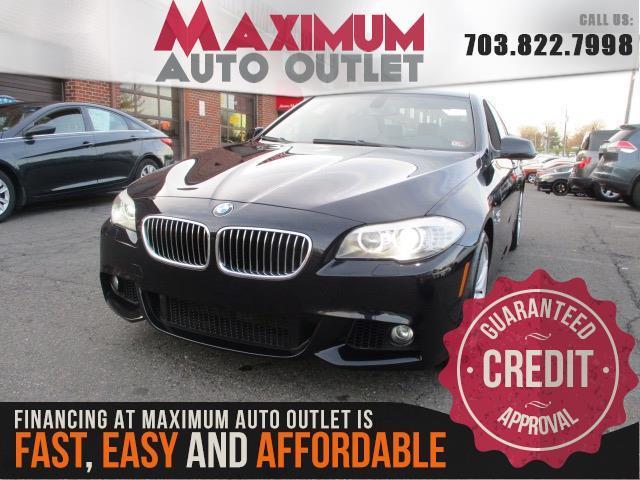 2011 BMW 5 SERIES 535i M Sport