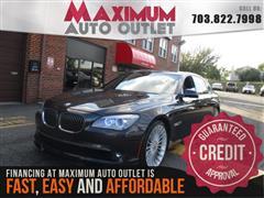 2011 BMW 7 SERIES / ALPINA B7