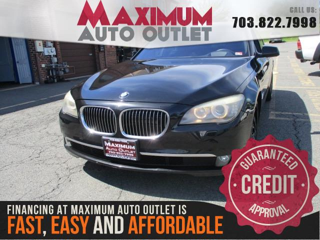 2011 BMW 7 SERIES 750Li ActiveHybrid
