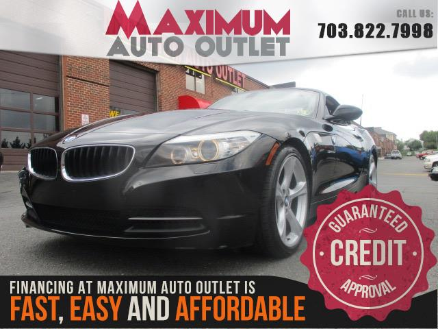 2011 bmw z4 sdrive30i manassas park virginia maximum auto outlet va 20111. Black Bedroom Furniture Sets. Home Design Ideas