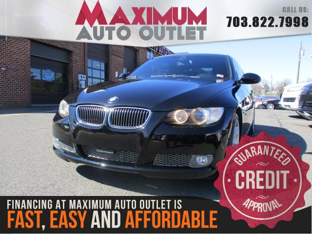 2007 BMW 3 SERIES 335i--NAV-SPORT