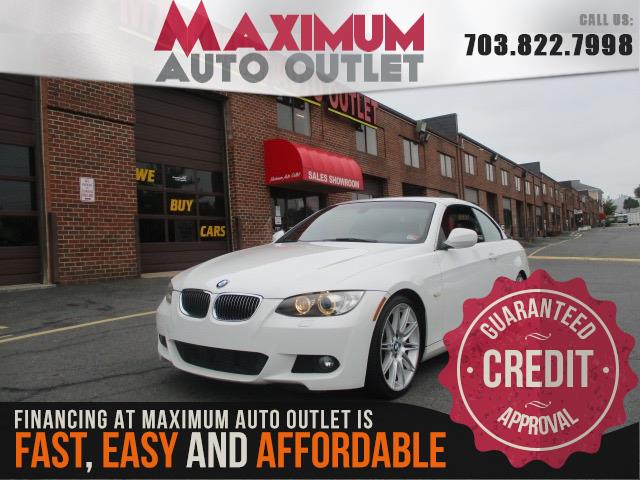 2010 BMW 3 SERIES 335i Convertible M-Sport