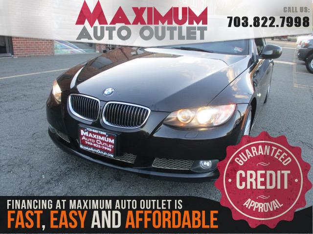 2010 BMW 3 SERIES 335i/HARDTOP CONVERTIBLE/NAVIGATION/SPORT PACKAGE