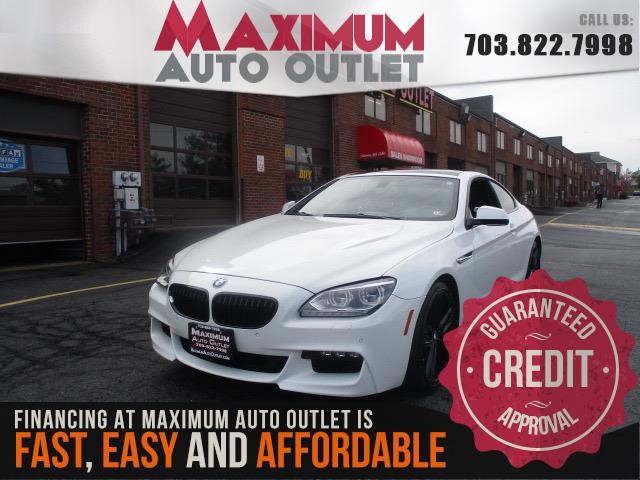 2013 BMW 6 SERIES 650i M-Sport