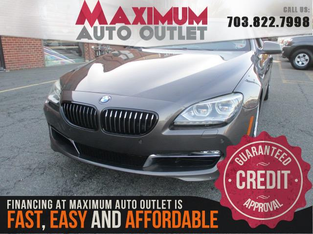 2013 BMW 6 SERIES 650i SPORT PKG