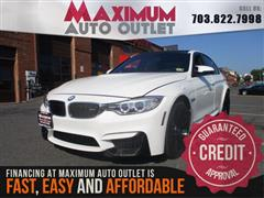 2015 BMW M3 6 SPEED MANUAL