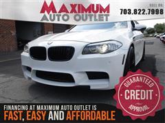 2013 BMW M5 Sport Pkg