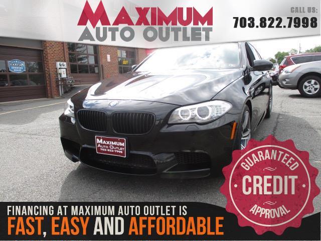 2013 BMW M5 Premium Sport
