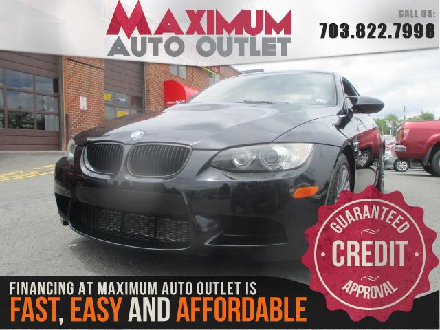 2009 BMW M3 Coupe 6 Spd Manual