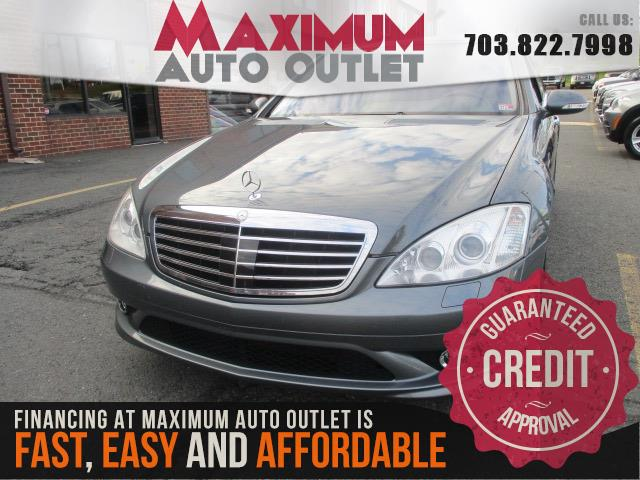 2007 MERCEDES-BENZ S-CLASS S550 AMG Sport Package